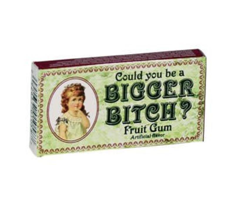 Kauwgom - Bigger Bitch