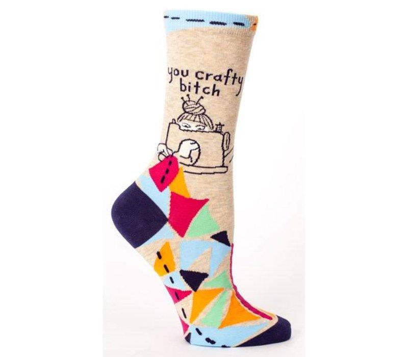 Socks - You crafty bitch