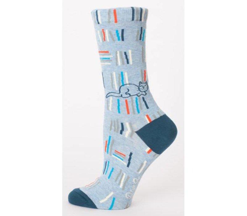 Socks - Fuck off I'm reading