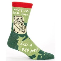 Men Socks - Like a dad joke
