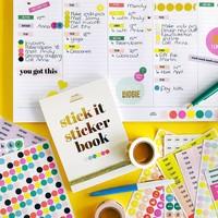 Sticker deskplanner
