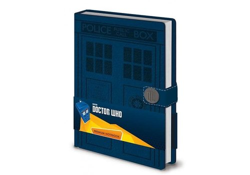 A5 DOCTOR WHO TARDIS
