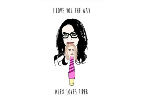 Nocturnal Paper ALEX LOVES PIPER