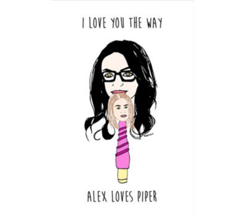 ALEX LOVES PIPER