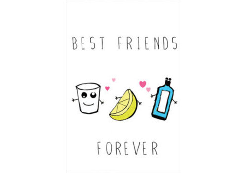 Nocturnal Paper BEST FRIENDS FOREVER GIN JUICE