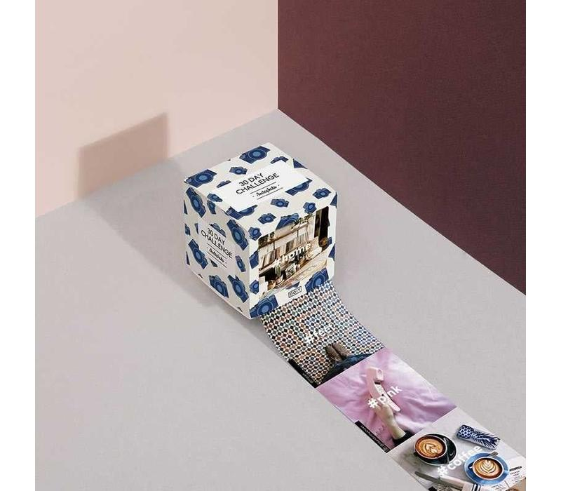 Challenge cube Instaphoto
