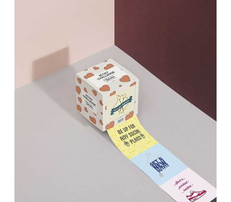 Challenge cube Seduction