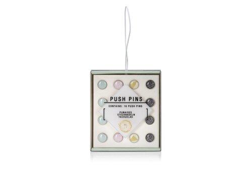 Cortina We live like this Push pin set