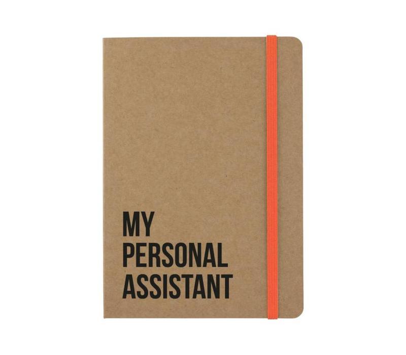 Notitieboekje My personal assistent Kraft