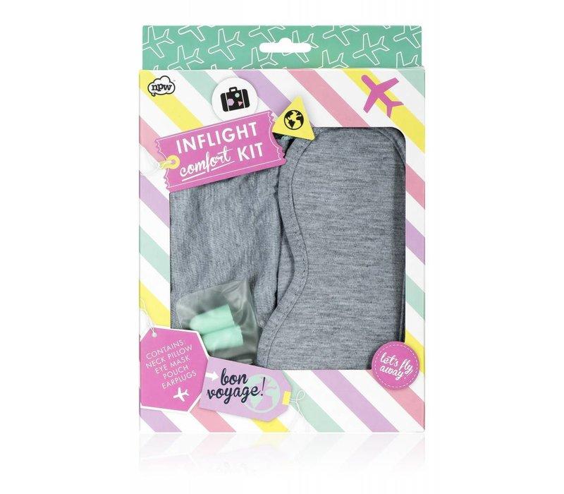 Inflight comfort kit - Grey