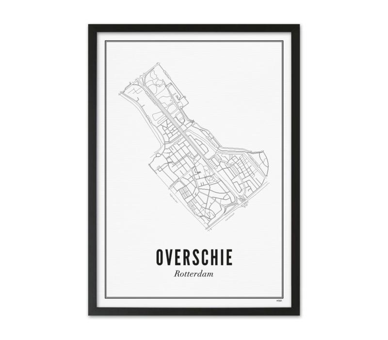 Poster Overschie 50x70