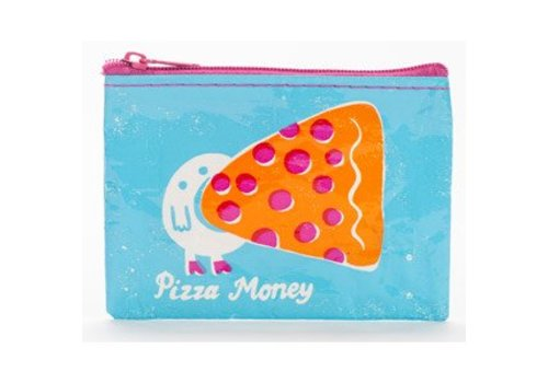 Cortina Coin Purse - Pizza Money