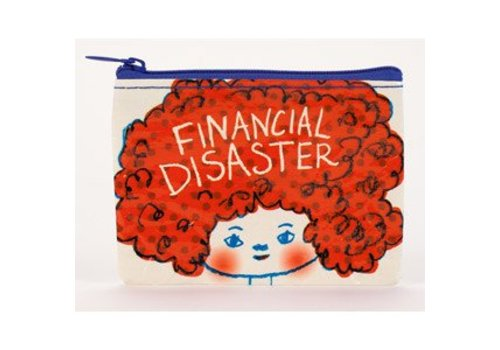 Cortina Coin Purse - Financial Disaster