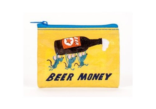 Cortina Coin Purse - Beer Money