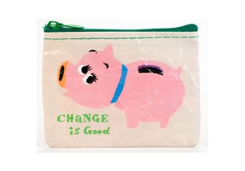 Cortina Coin Purse - Change is good