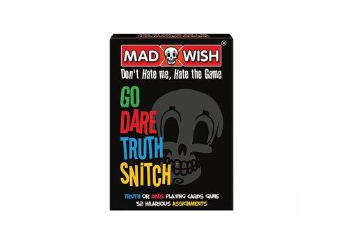 Rebelz Games Madwish playing cards English