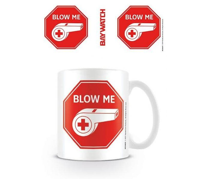 Baywatch blow me