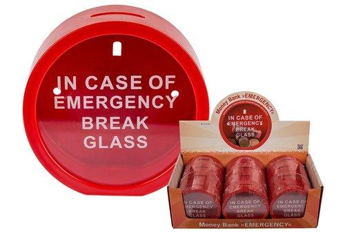 Emergency Spaarpot