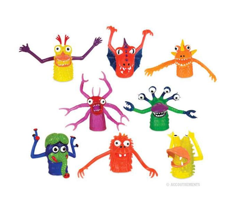 Fingerpuppet Monsters