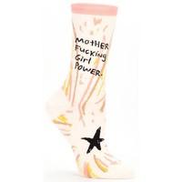 Socks - Mother Fucking Girl Power