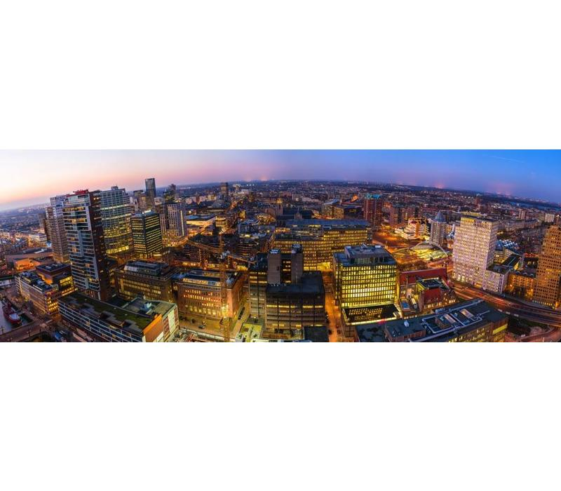 City view bij nacht
