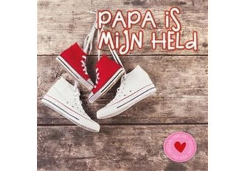 De Lantaarn papa is mijn held