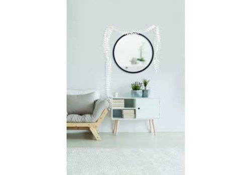 Vines wanddecoratie wit