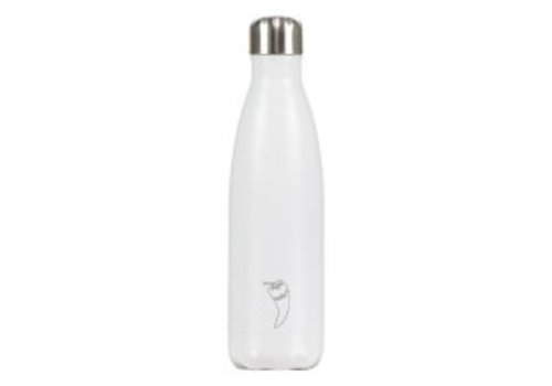 Chilly's Chilly's waterfles 500ml wit mat