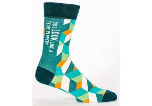 Cortina Men Socks - Do I look like a team player
