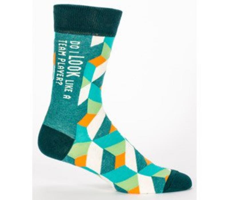 Men Socks - Do I look like a team player