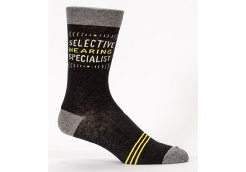 Cortina Men Socks - Selective hearing specialist