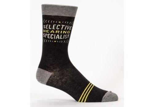 Cortina Men Socks - Selective hearing specialist
