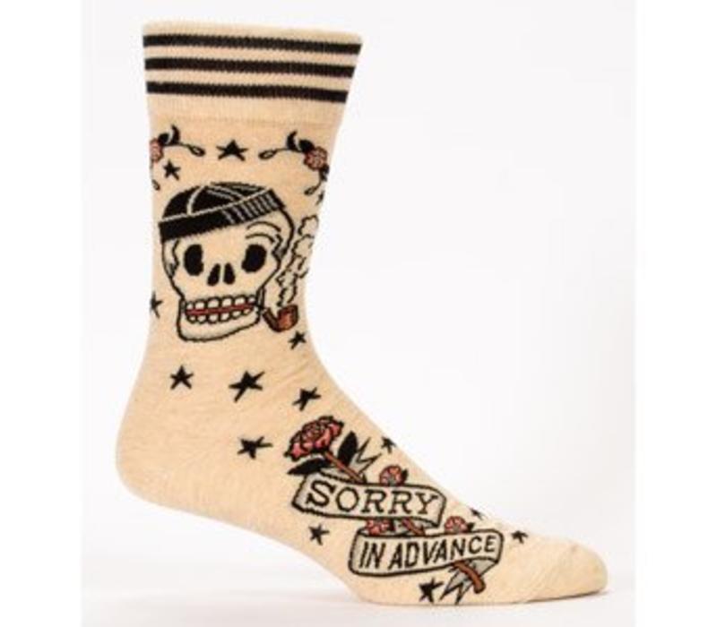 Men Socks - Sorry in advance