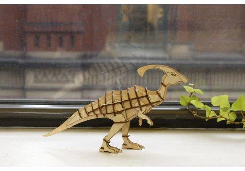 Kikkerland 3D Parasaurolophus