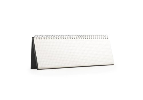 Kikkerland Keyboard notebook kraft