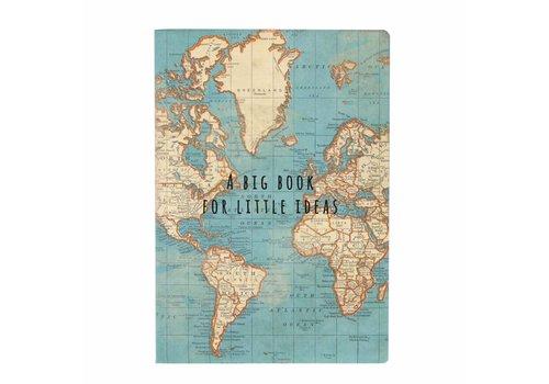 Sass & Belle A big book for little ideas notebook