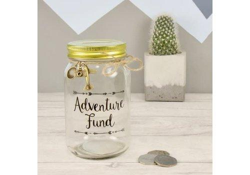 Sass & Belle Adventure fund jar moneybox