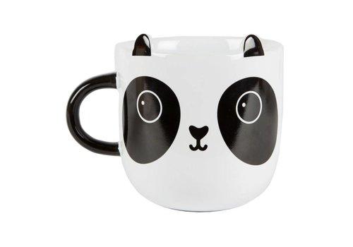 Sass & Belle Aiko panda mug