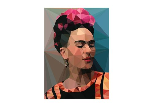 East End Prints Frida 50x70cm