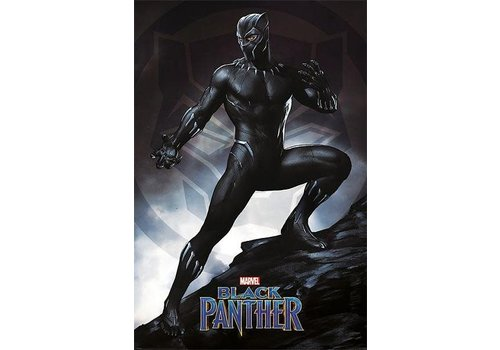 BLACK PANTHER STANCE