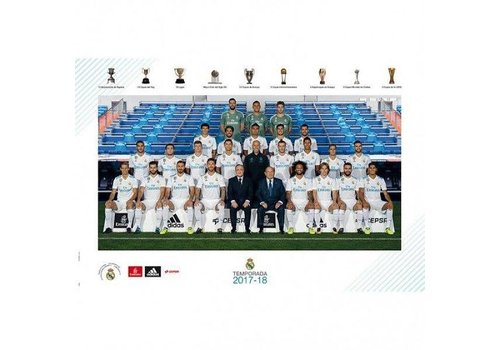REAL MADRID 2017/2018