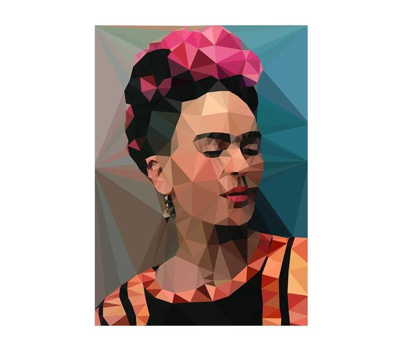 Wenskaart Frida