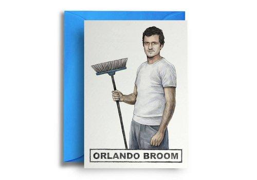 Quite Good Cards Orlando Broom