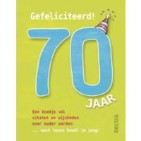 Gefeliciteerd, 70 jaar!