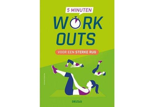 Deltas 5 min work-outs voor een sterke rug