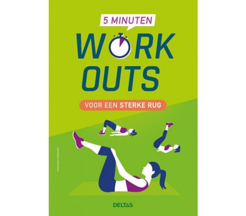 5 min work-outs voor een sterke rug