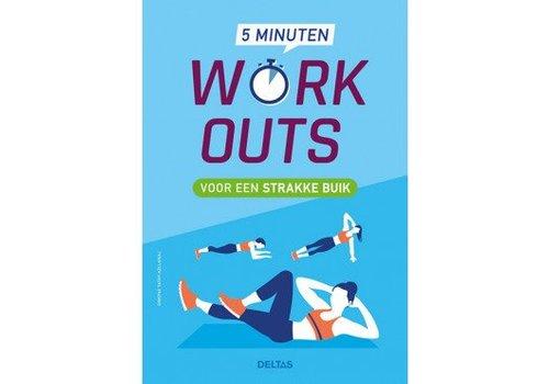 Deltas 5 min work-outs voor een strakke buik