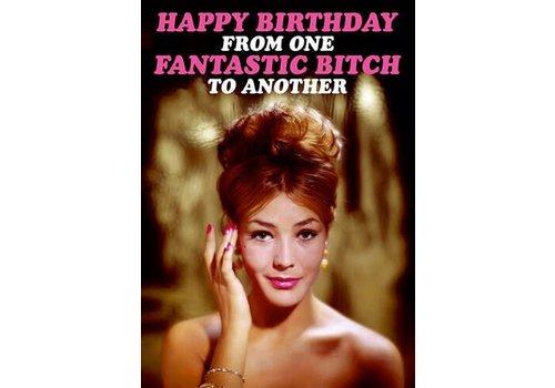 Happy birthday fantastic bitch