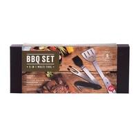 Barbecue gereedschap in één tool