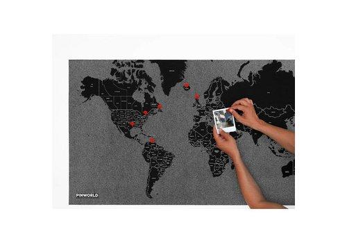 Cortina Pin world black By Countries